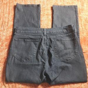 NYDJ Jeans - Marilyn/Straight NYDJ Size 14P THB2